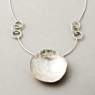 Elemental Cup Necklace