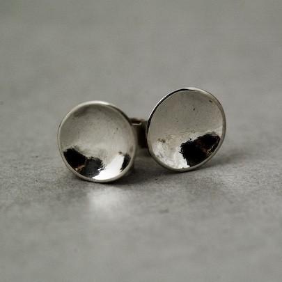 Elemental Cup Stud Earrings