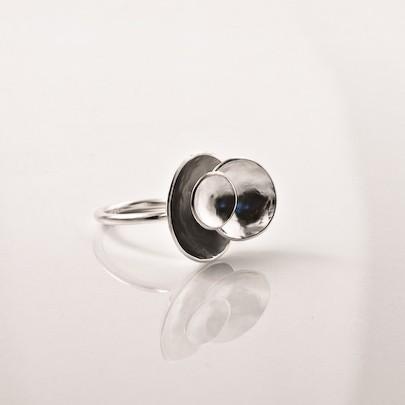 Elemental Cup Triple ring