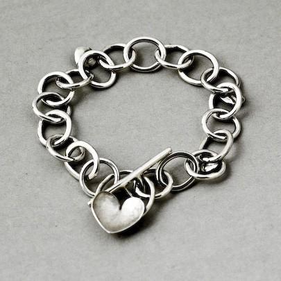 Solo Heart Bracelet