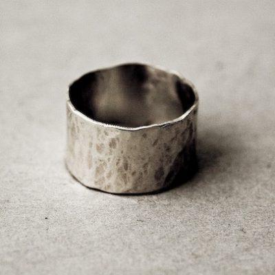 Beaten Track Ring