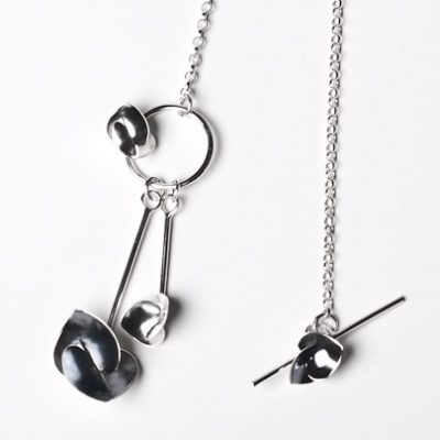 Soul in Link Bud and Blossom necklace