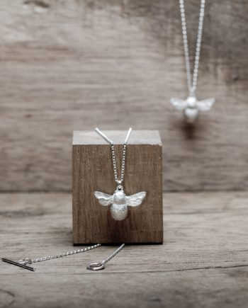 Little Humble Bee Necklace