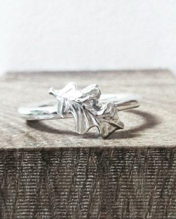 Fall Oak Leaf Ring