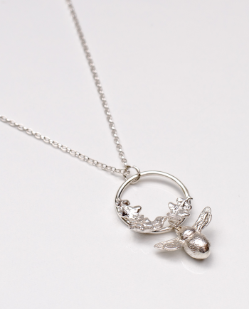 Garland Bee Necklace