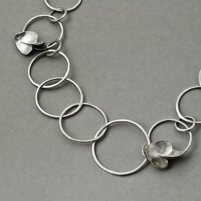 Soul in Link Loop Necklace