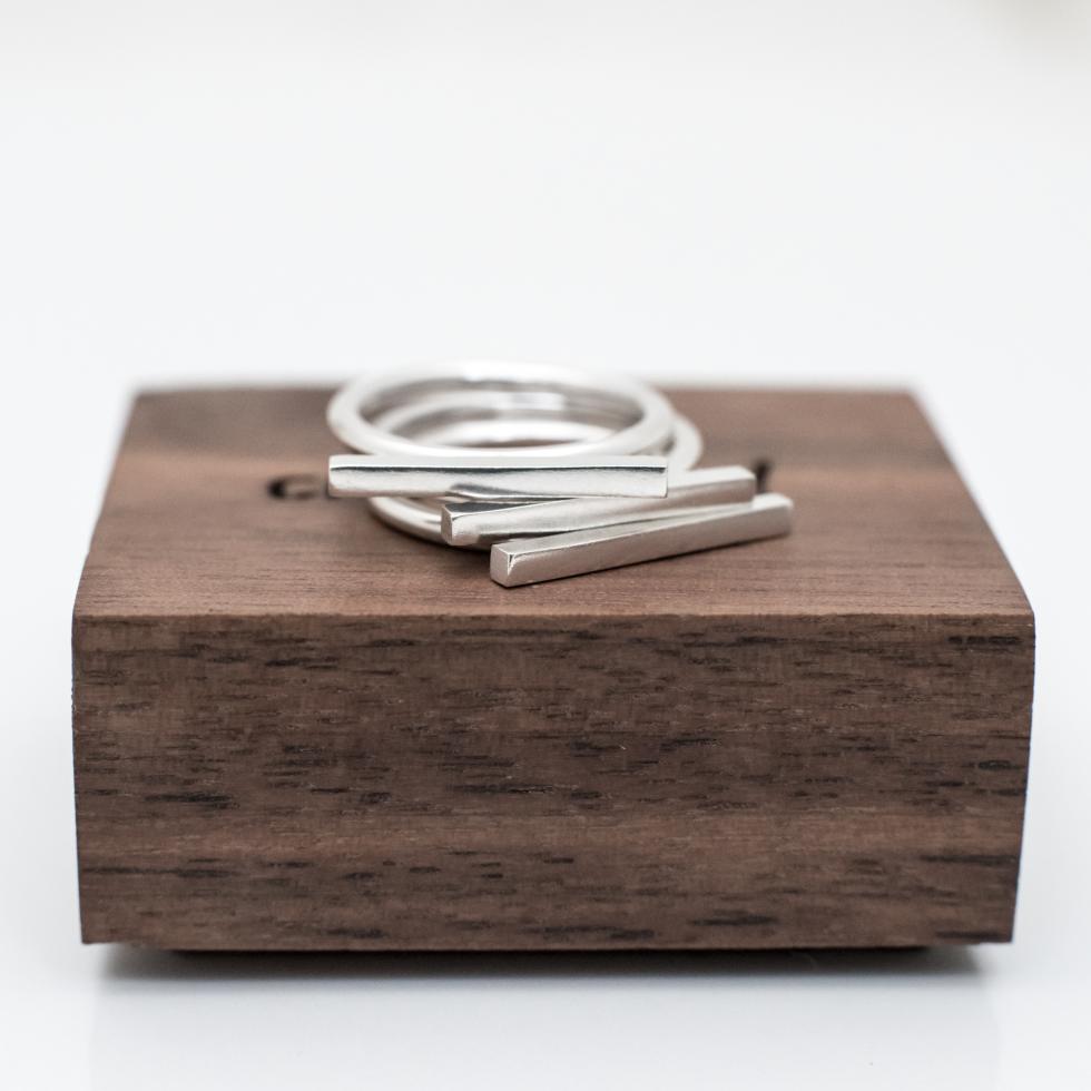 Bar Stack Ring