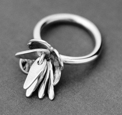 Beautiful Stress Free Gesture Ring