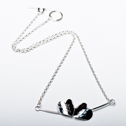 Solo Heart Together Necklace