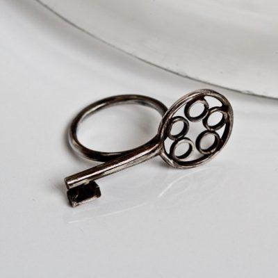 Mia's Key Ring