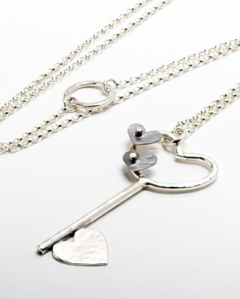 Keepers Two Hearts Necklace