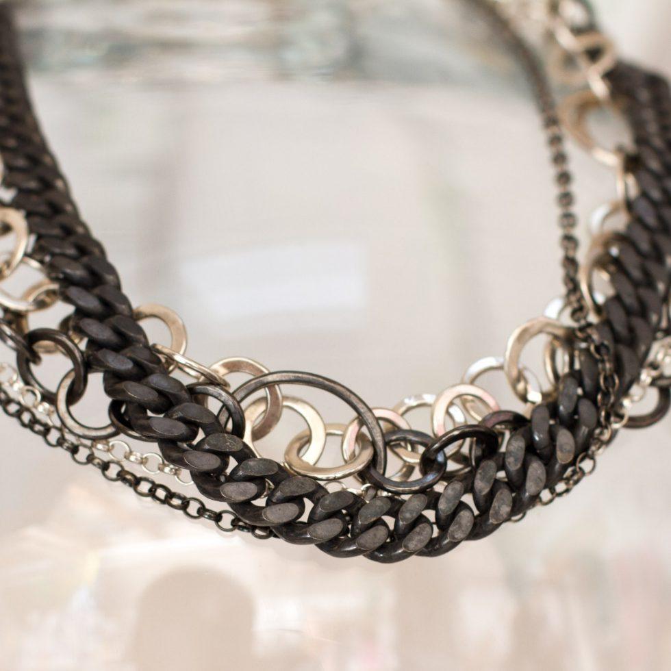 Handmade Multi Chain
