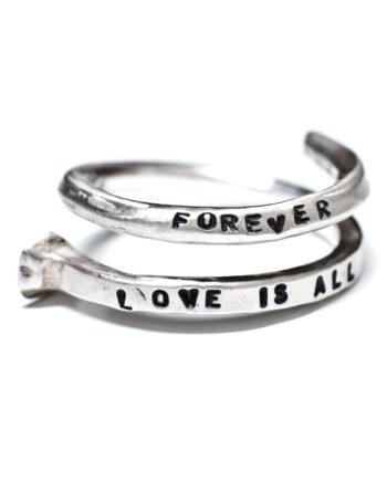 Love Nail and I Ring