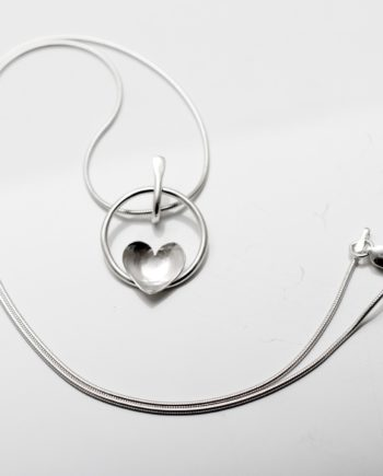 Solo Heart Necklace