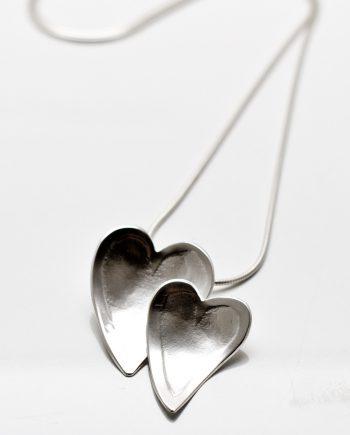Doubleluvdup necklace