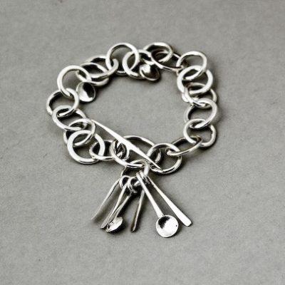Elemental Cup Bracelet