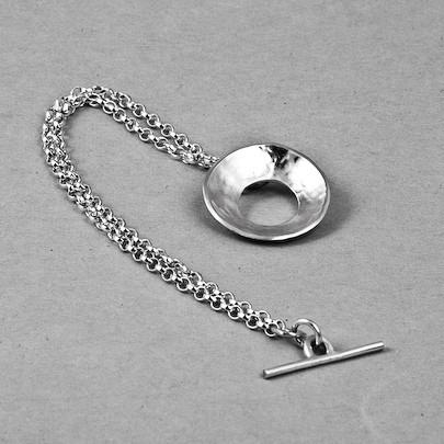 Elemental Cup Chain Bracelet